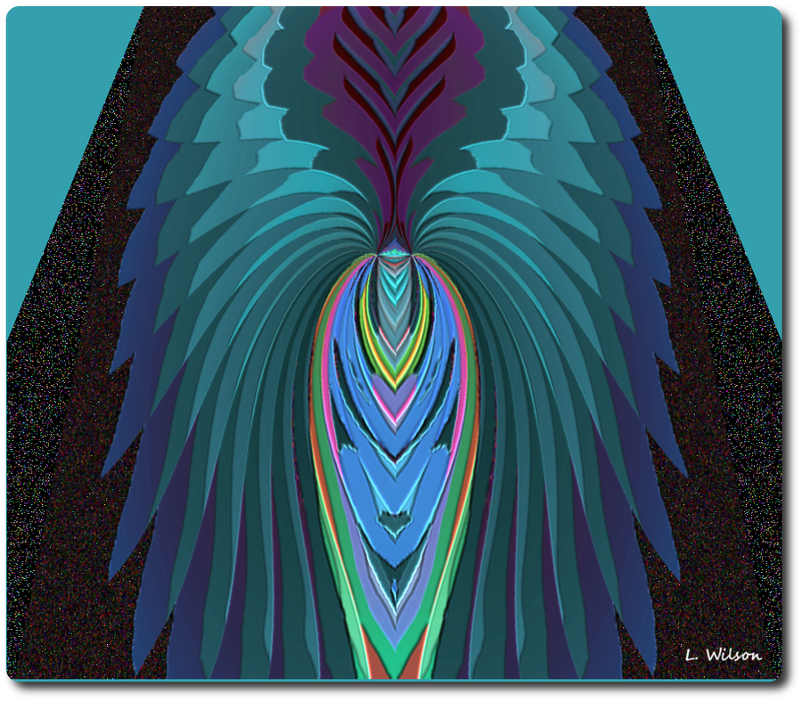 angelWings by LindaTateWilson