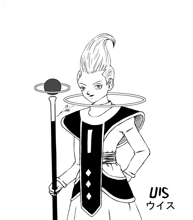 Dragon Ball Z Battle of Gods : Uisu by BL-Sama on DeviantArt