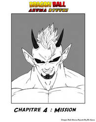 Dragon Ball Akuma Ryuuki : Chapter 4 by BL-Sama