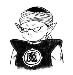Chibi Piccolo Jr