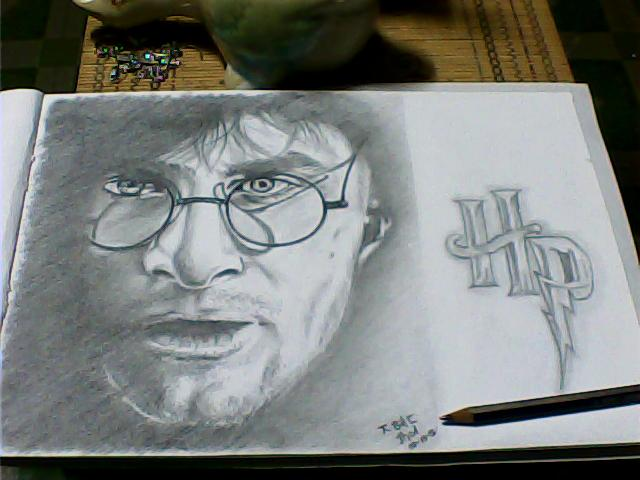 Harry Potter by iblackpearl