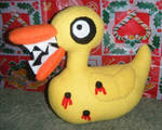 Nightmare before Christmas duck