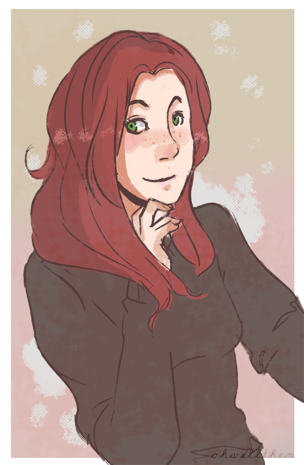 Lily Potter Lily potter by ohwellthen