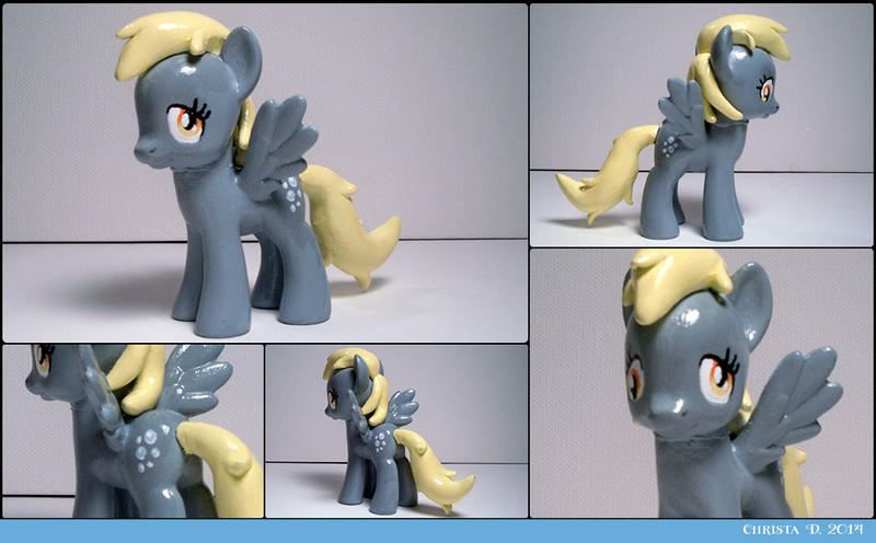 Custom: Derpy Hooves by ChrisWithATa