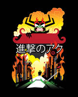 Attack On Aku by ChristaDoodles