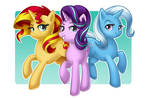 Commission: Reformed Unicorns