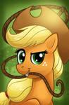 MLP Portrait Series: Applejack