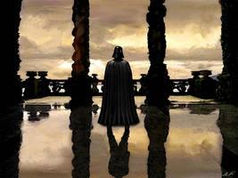 Darth Vader by Aki-K