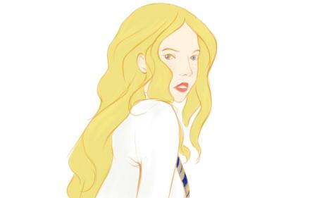 Victoire Weasley by LaraLawriette
