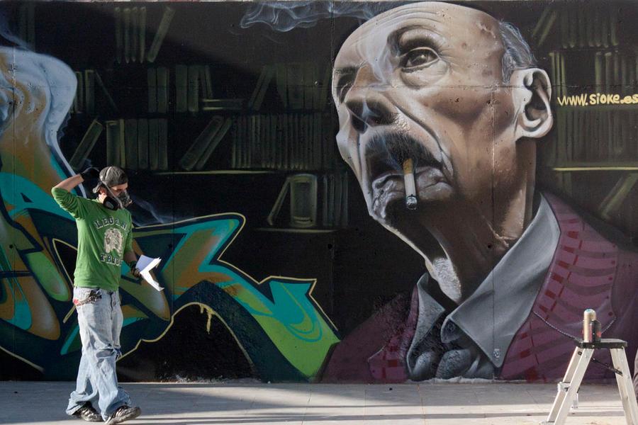 Graffitis by EduGanster