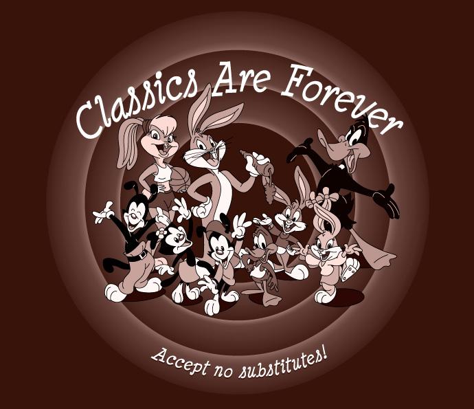 Classics-Sepia by CartoonGurra