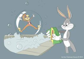 Oops Detergent by CartoonGurra