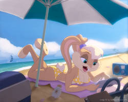 Bunny Vacation
