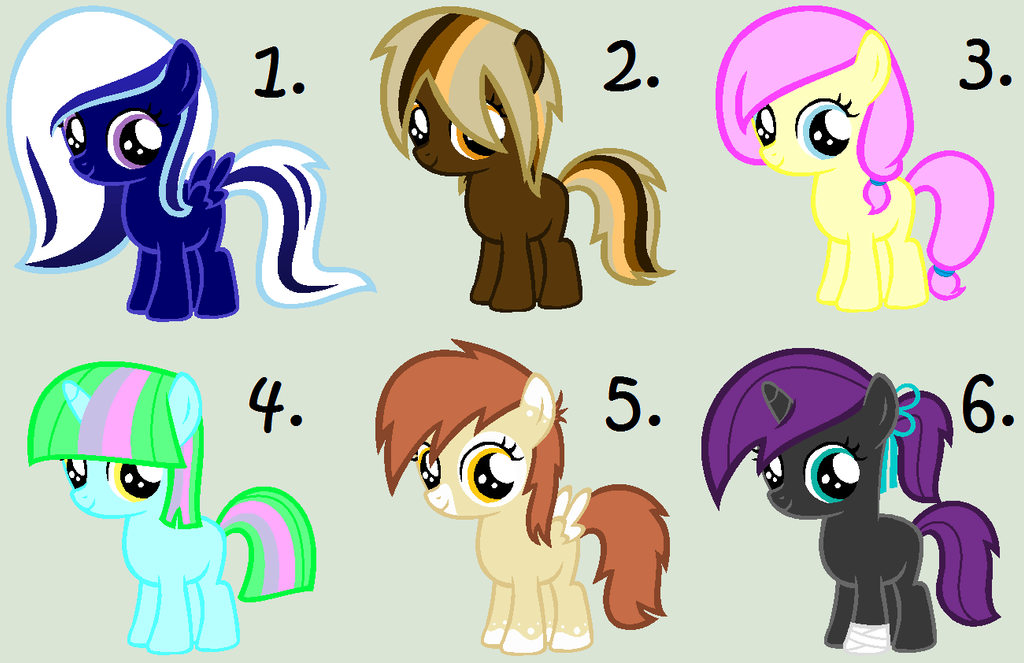 Mlp Open Adoptables Related Keywords & Suggestions - Mlp