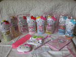 + McDonalds Hello Kitty Set +