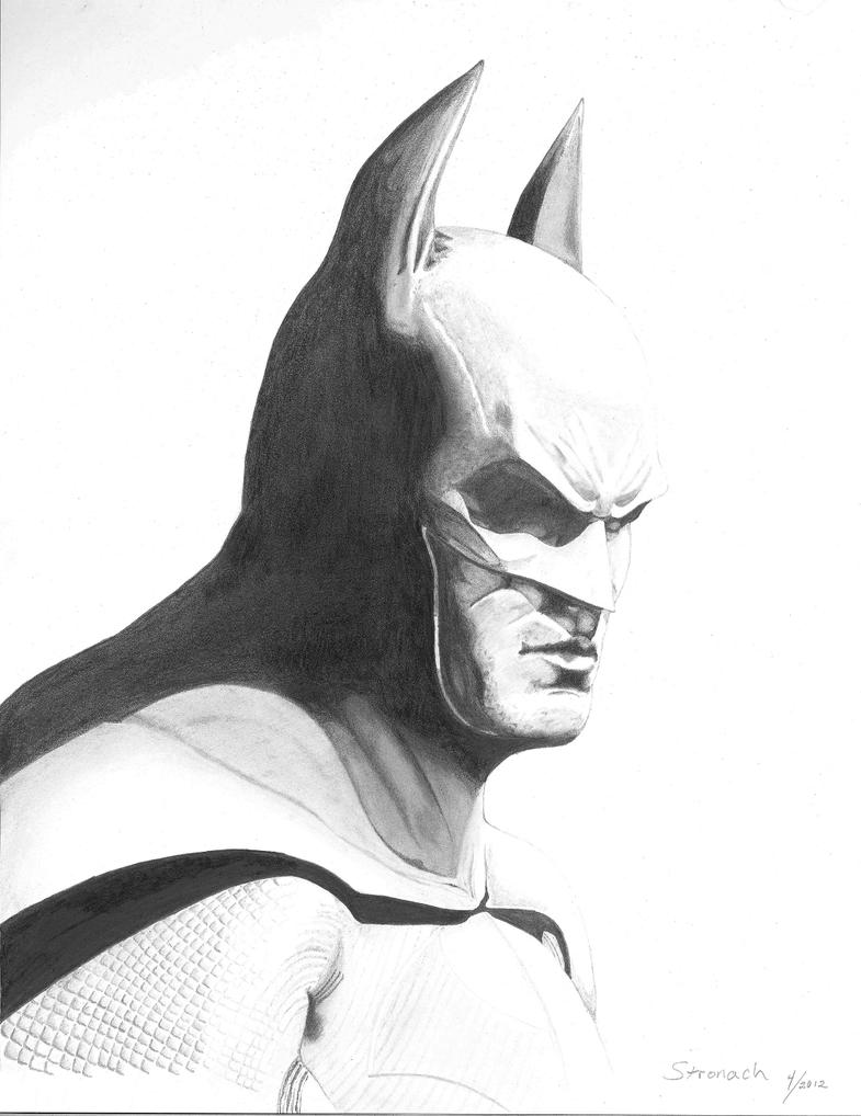 Batman Arkham City by TStron on DeviantArt