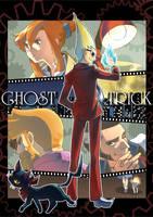 Ghost Trick by tatsuri