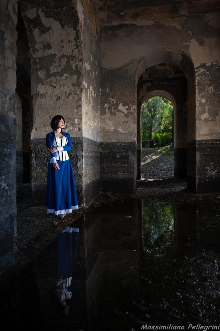 Elizabeth (BioShock) by Maxsy66