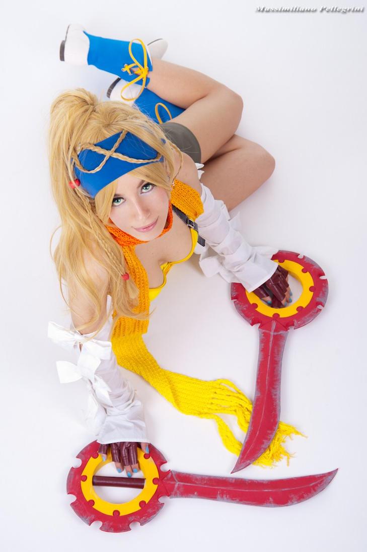 Rikku (Final Fantasy X-2) by Maxsy66