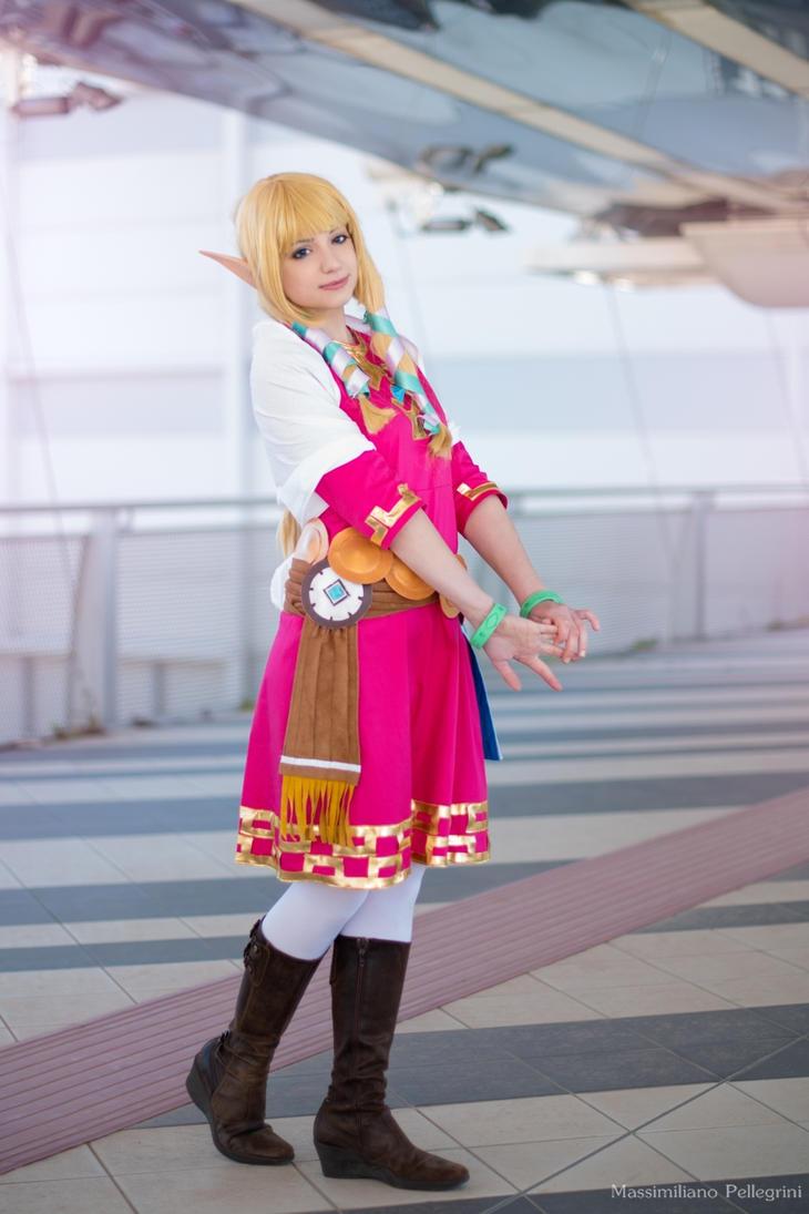 Princess Zelda (The Legend of Zelda) by Maxsy66
