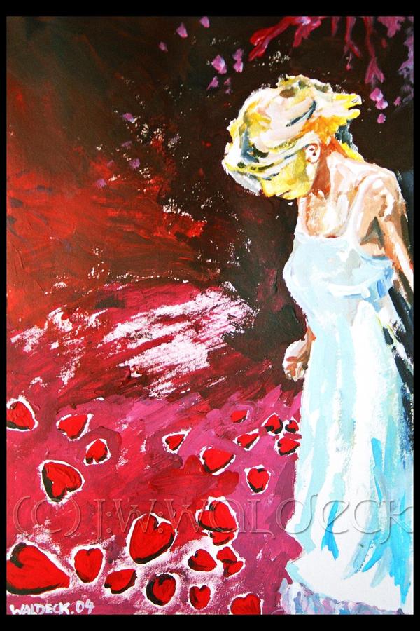 Cold Loving Fallen Angel by Waldeck