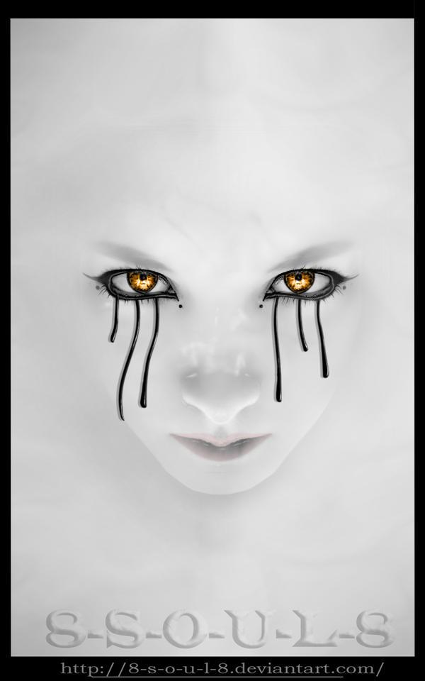 Death wears White... by 8-S-O-U-L-8