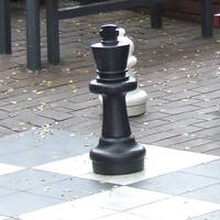 Chess Pieces 003 by this-and-that-stock