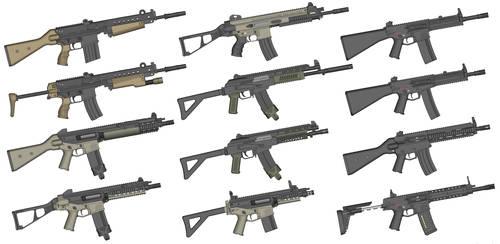 Gun Collection #1