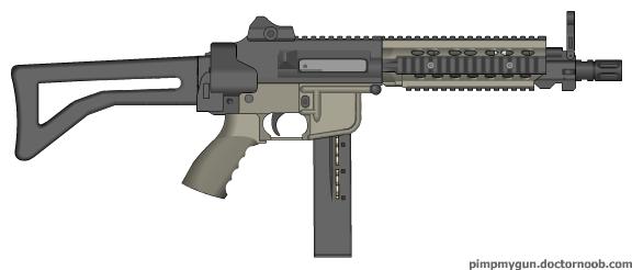 J45 SMG by GunFreakFin