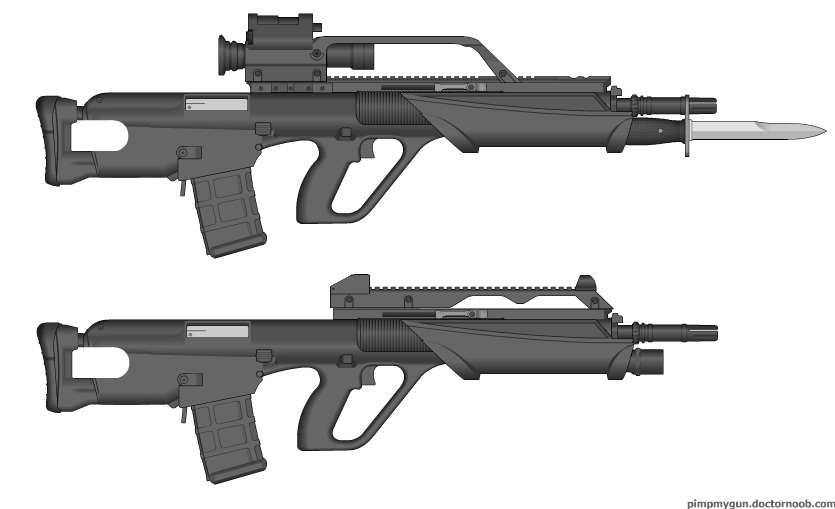 L186A2-A3 by GunFreakFin
