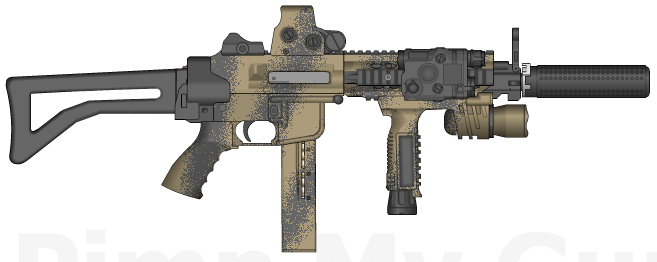 J45 Tactical by GunFreakFin