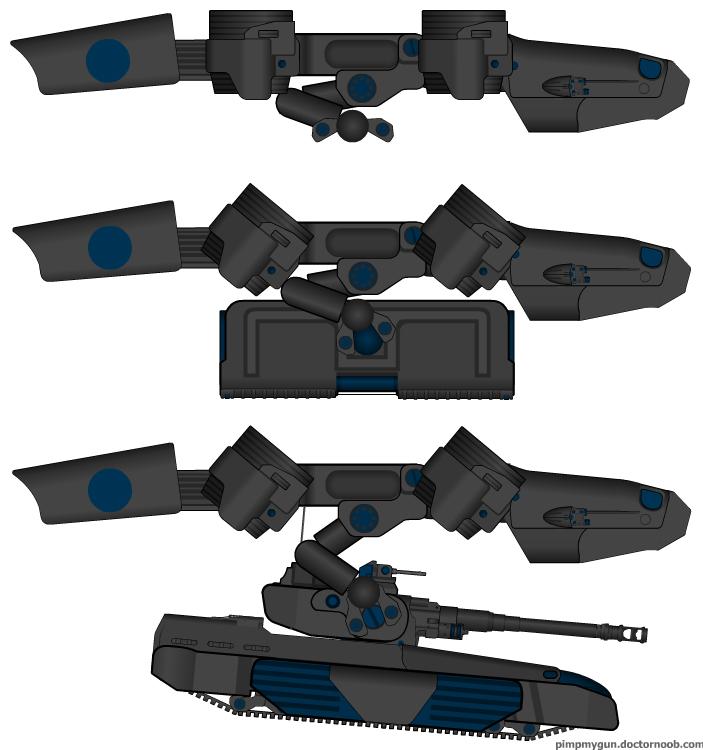 Kestrel Mk.7 Air transport by GunFreakFin