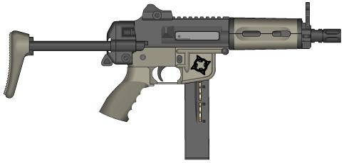 J45Cu SMG by GunFreakFin