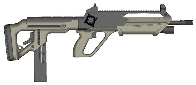 J104 Carbine by GunFreakFin