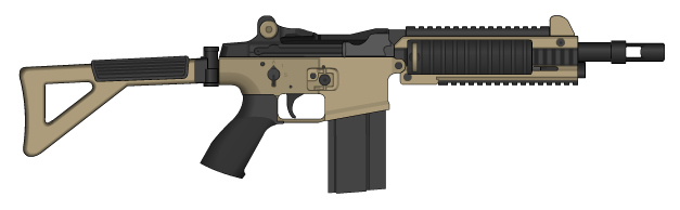 KN-7 Carbine by GunFreakFin