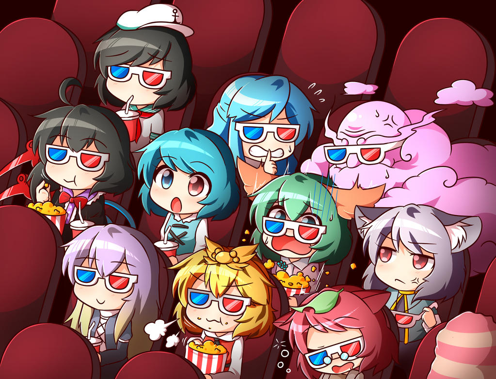 Movies by miwol