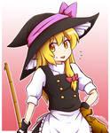 Suspicious Witch