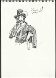 Charles I by gallonima