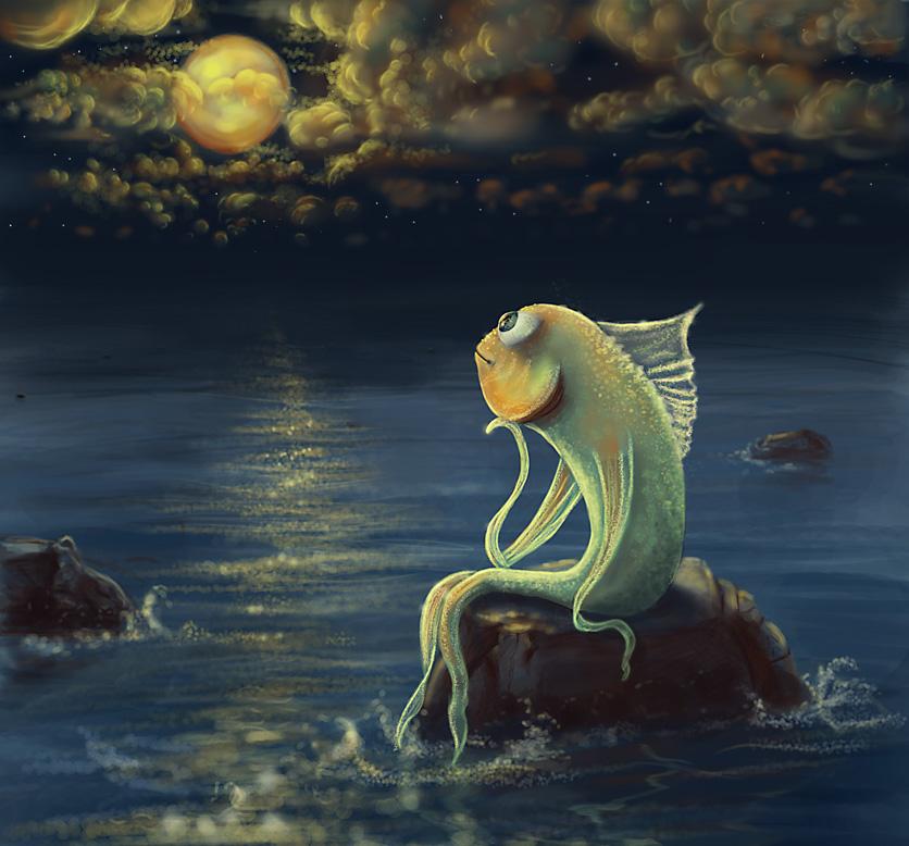 Fish by Svezhaya