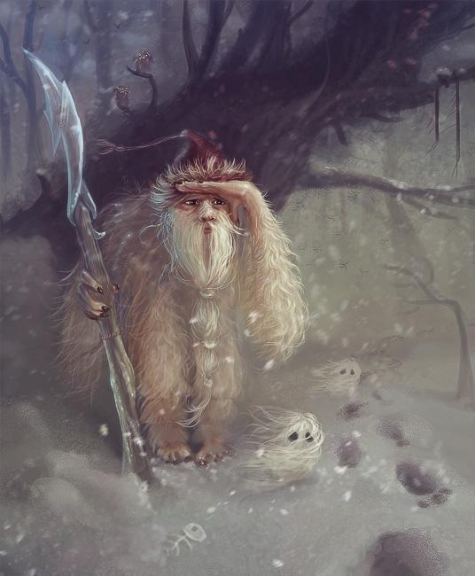 hunter by Svezhaya