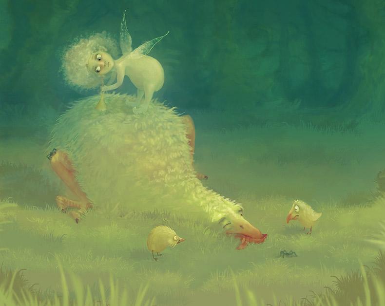 fairy by Svezhaya