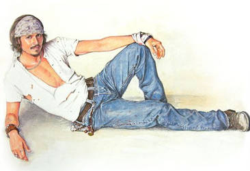 Johnny Depp3 by ekota21