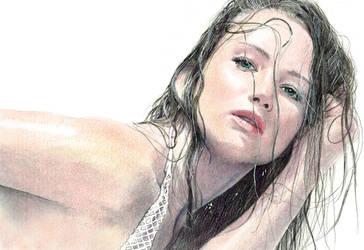Jennifer Lawrence by ekota21