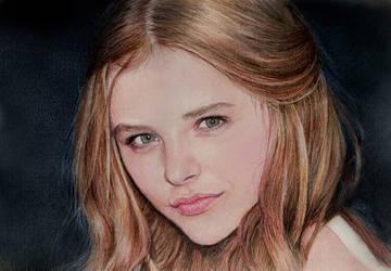 Chloe Grace Moretz by ekota21