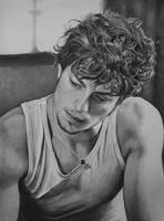 Aaron Taylor-Johnson by ekota21