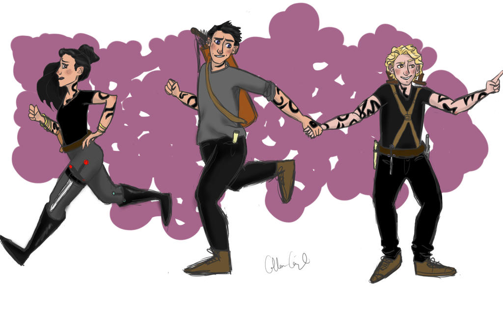 Shadowhunters Unite by maveisher