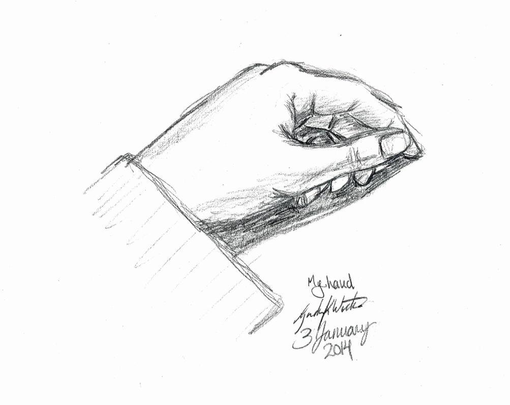 Hand by Lillagon
