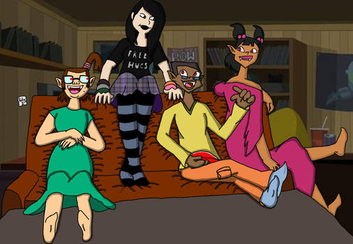 Total Undead Drama [Couch Chilling]
