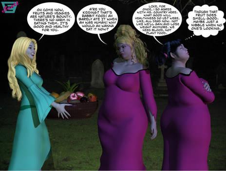 Total Undead Drama - No Veggies (Speech Ver.)