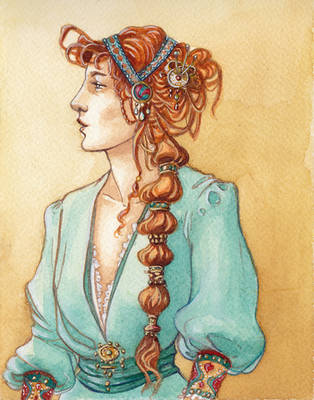 Jeanne by Khalizya